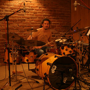 THCulture Drums Session