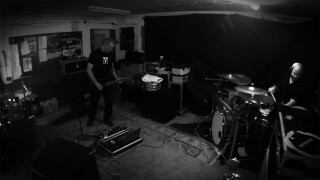 We play rehearsals and make songs for the next album