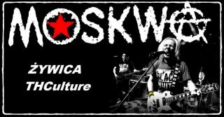 Concert Moskwa, THCulture and Żywica - Stalowa Wola - LABIRYNT - 17.02.2018