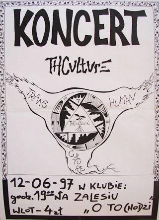 Concert THCulture - Rzeszów 12.06.1997