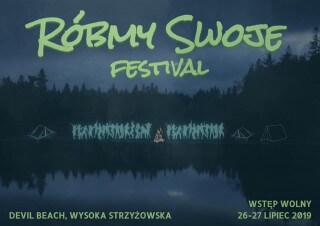 Let's Do Own Fest - concert THCulture - Devil Beach - 26-27.07.2019