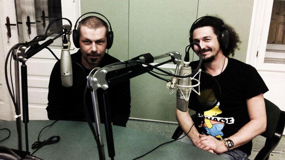 Interview with THCulture - Radio Rzeszów 11.11.2015